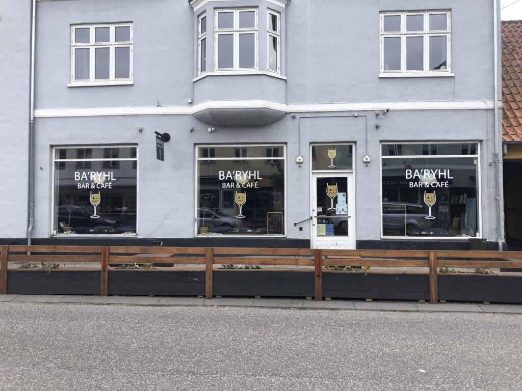 Baryhl Bar og Café