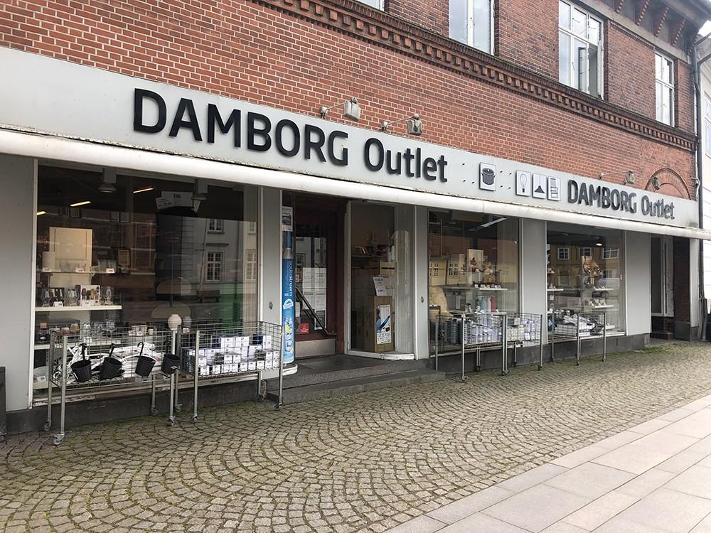Damborg Outlet
