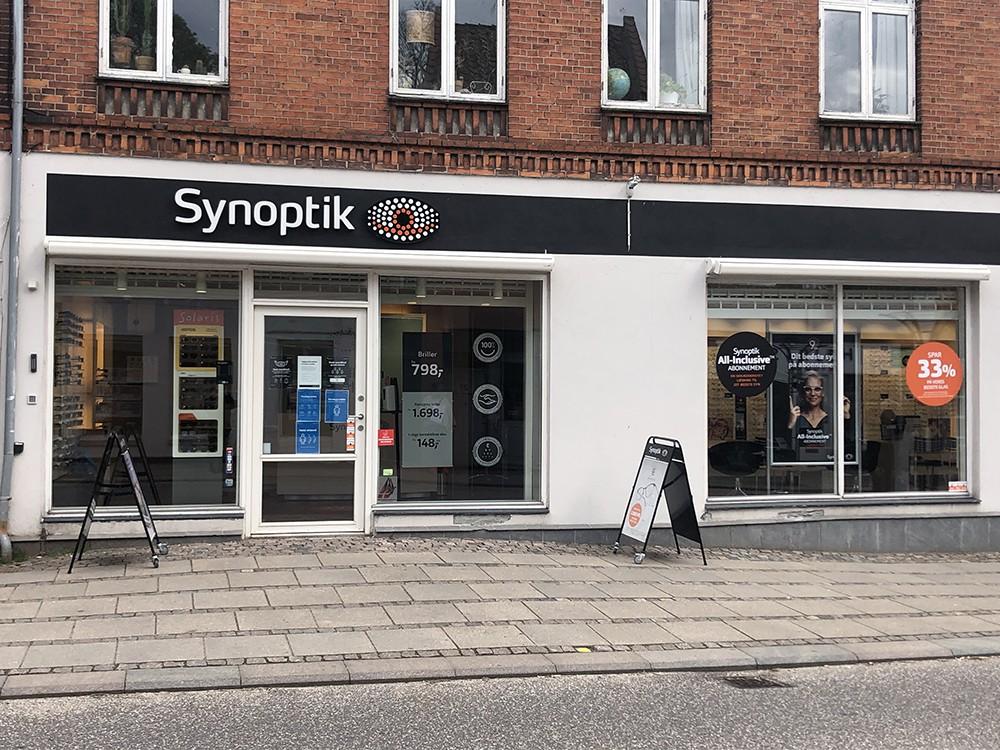 Synoptik A/S